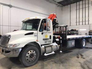 Stonehammer Diesel Okotoks Truck