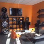 Stonehammer Diesel Okotoks Lounge